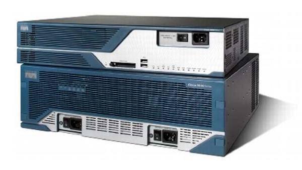 CISCO3845-SEC//K9 Cisco 3845 Security Bundle with IOS Advanced Security 512D//128F