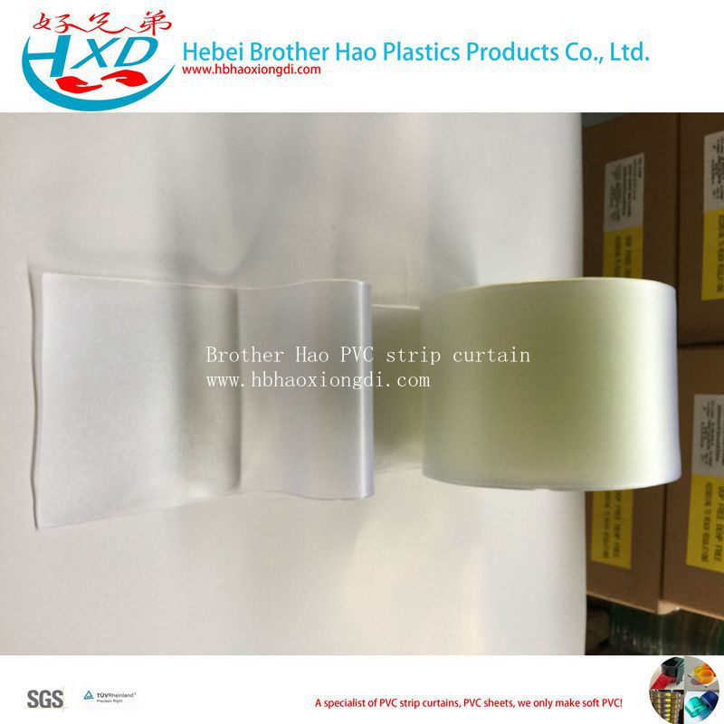 Transluscent Soft Flexible Good Price PVC Vinyl Strip Curtain Doors