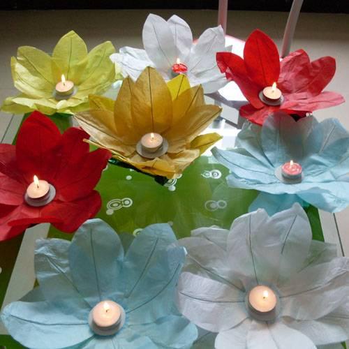 Lotus water lantern-1