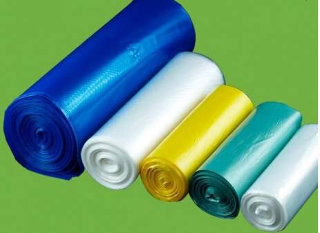 LDPE Plastic Trash/ Garbage Bags