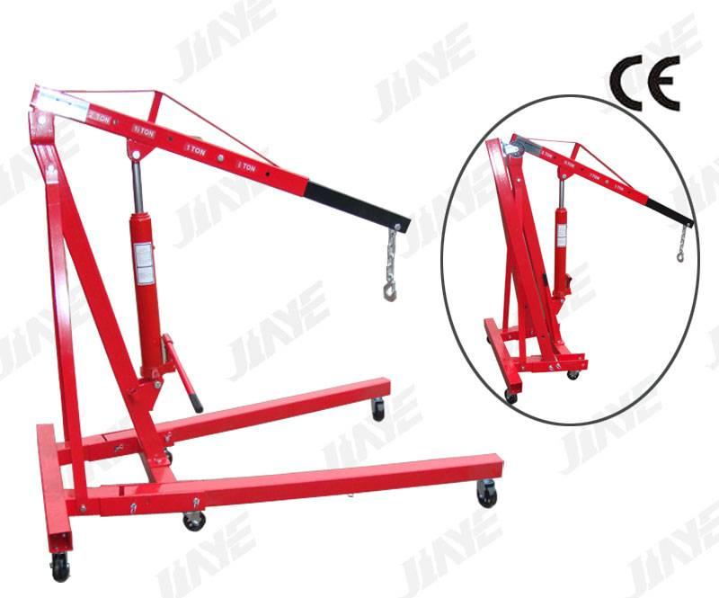 2TON Hydraulic folding engine crane