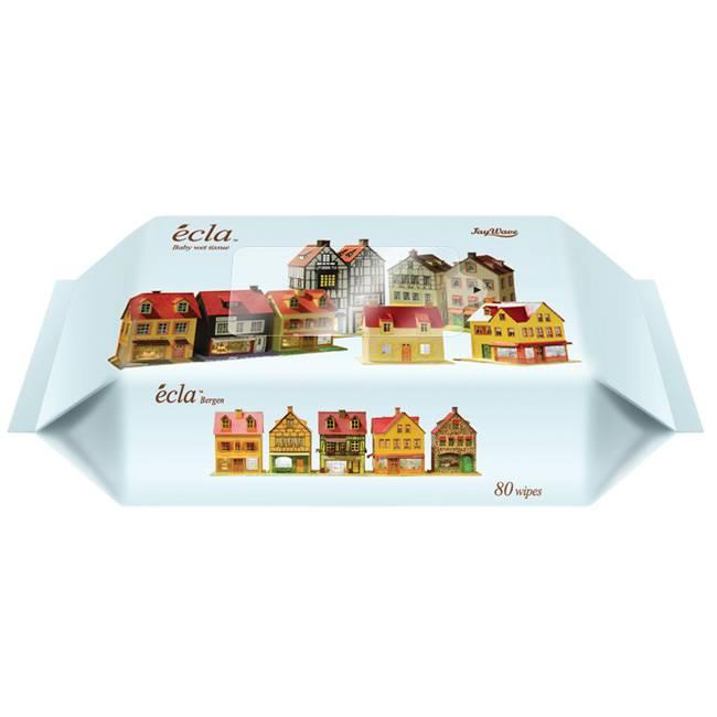 ecla Bergen(Wet wipes/Wet tissue)