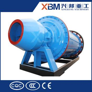 XBM high performance ball mill with best price