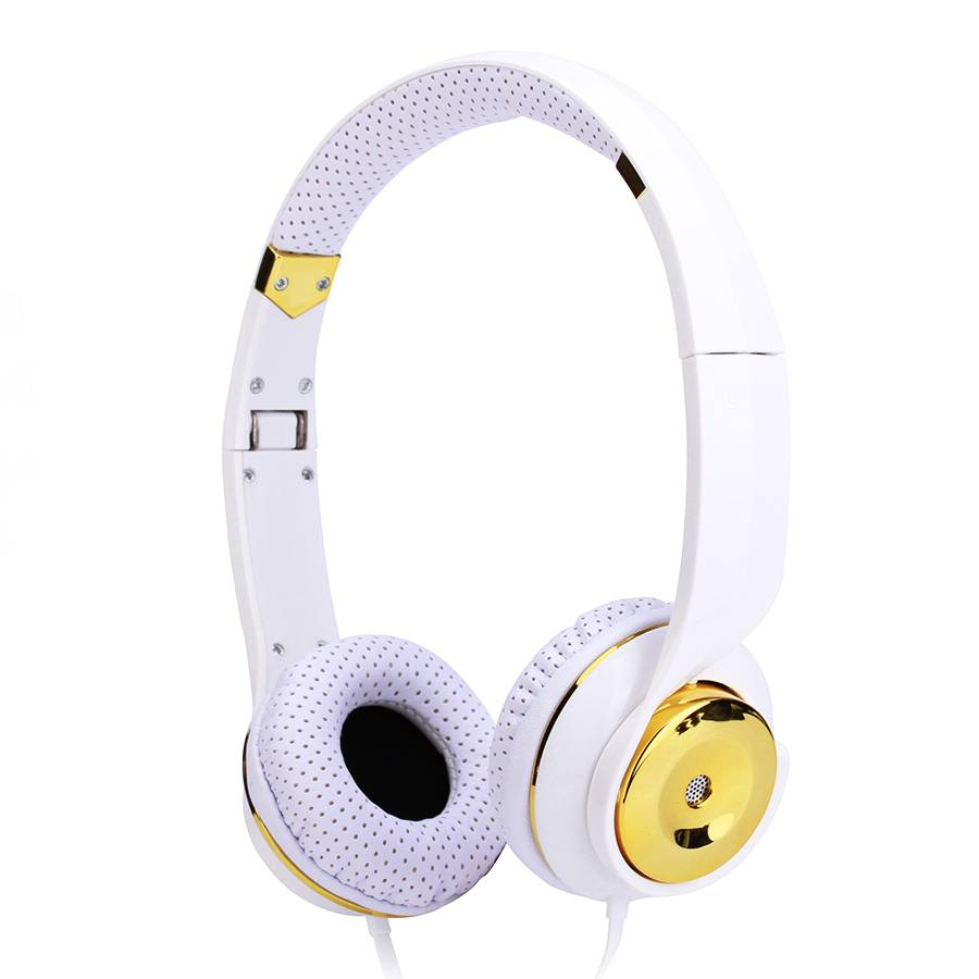 Metal headphone special design for mobile iphone cellphone MP3