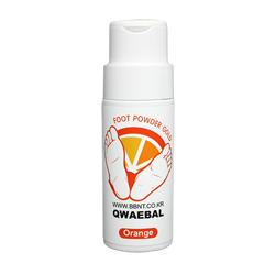 Qwaebal foot powder gold