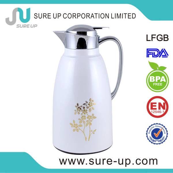 dubai style hot sale 1.0 litre coffee pots thermos (JGIG)