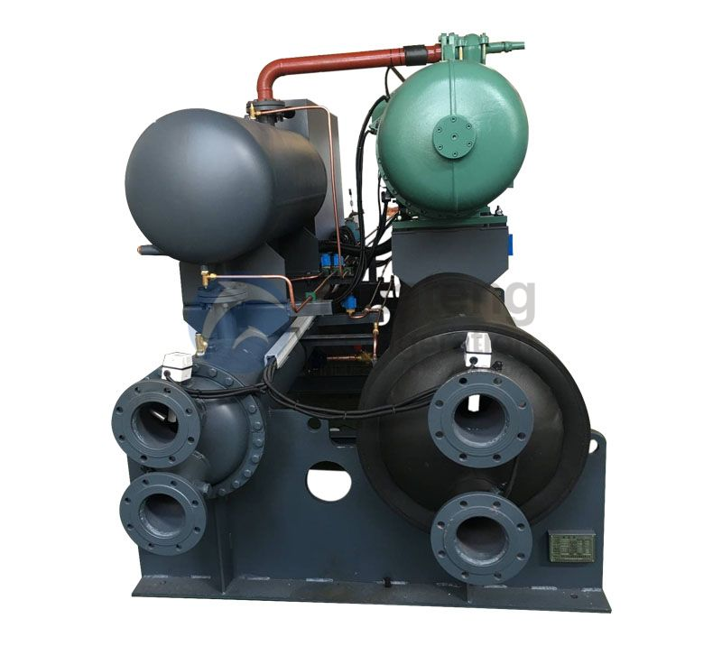 Flooded Type Screw Type Chiller manufacturer