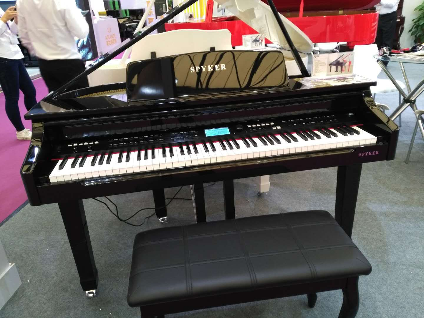 HD-W086 mini grand piano