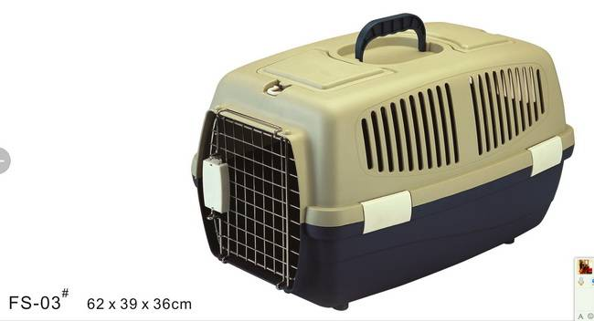 plastic walking dog carrier FS-03