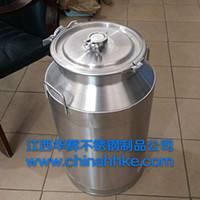 Stainless steel milk drum milk barrel for sale