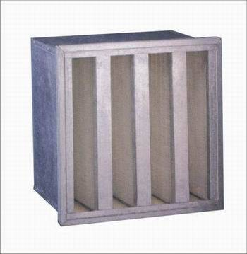 V Mini-pleated Hepa Filter