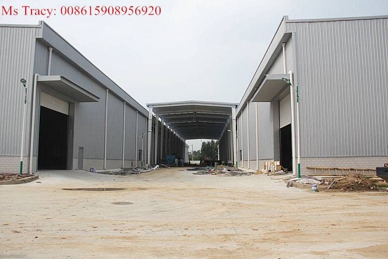 Steel Structure prefabricated Workshop