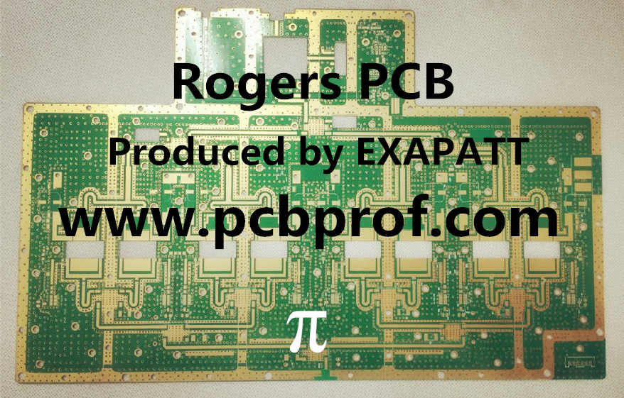 Rogers PCB, microwave PCB
