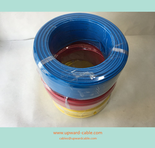 colorful industrial electrical cable fire resistant cable electric wires upwardcable