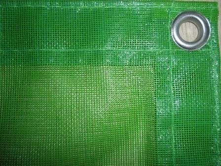 Japan PVC coating net/ debris net