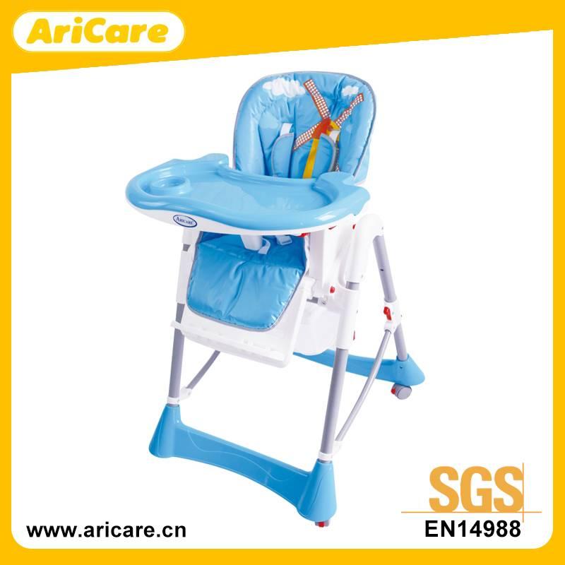 Plastic baby feeding High chair