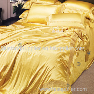 2018 New Genuine 100% Silk Bedding sets-The prosperous period of the Tang Dynasty
