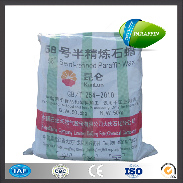 Chemact fully refined paraffin and semi refined paraffin wax