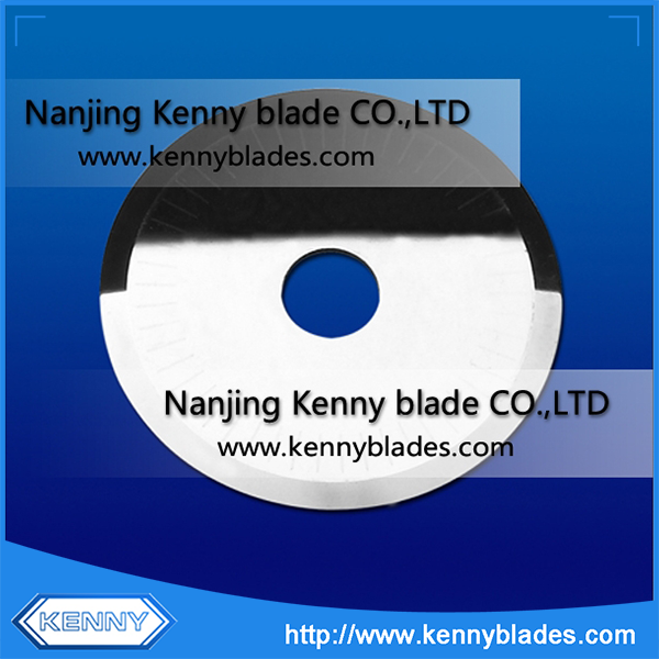 High Precision Tungsten Carbide Rubber Cutting Blade With ISO Certification