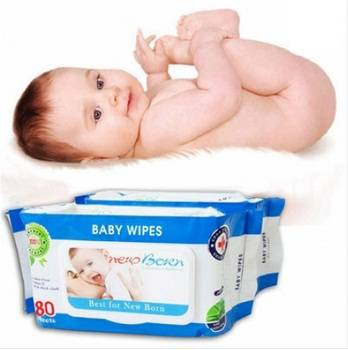 BABY WET WIPES NEW BORN - VIETNAM