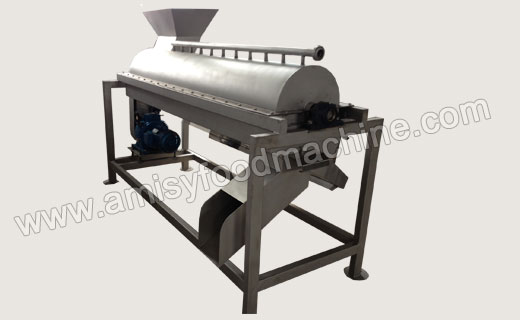 Fruit Core Removing Machine