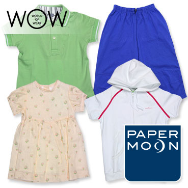 PAPERMOON Spring/Summer kid's collection wholesale