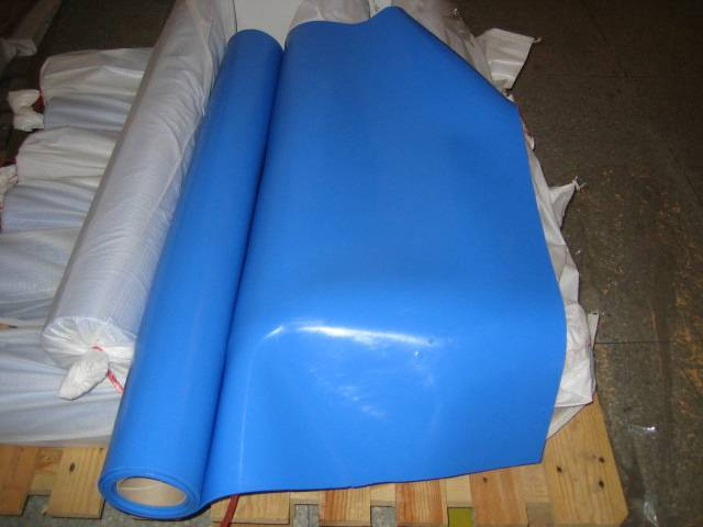 High quality silicone membrane special for wooden PVC laminating press