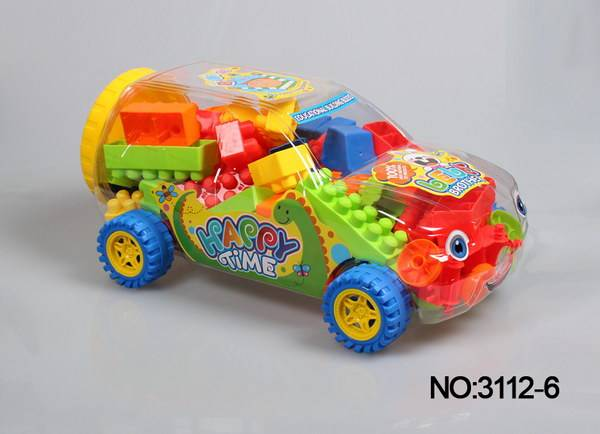 CAR BLOCKS EDUCATIONAL TOYS