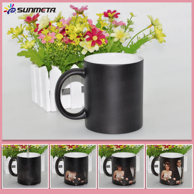 Hot Sale 11oz Sublimation Color Changing Mugs At Low Price Wholesale