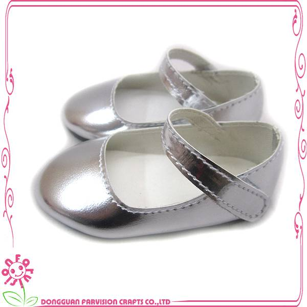 Custom 18 inch doll shoes