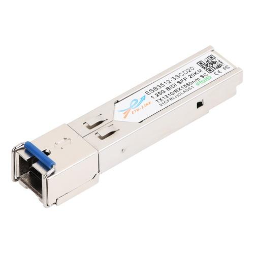 1.25G SM 20KM BiDi SFP Transceiver