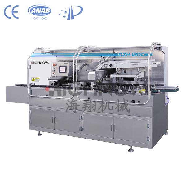 DZH-120CA Fully Automatic Cartoning Packing Machine