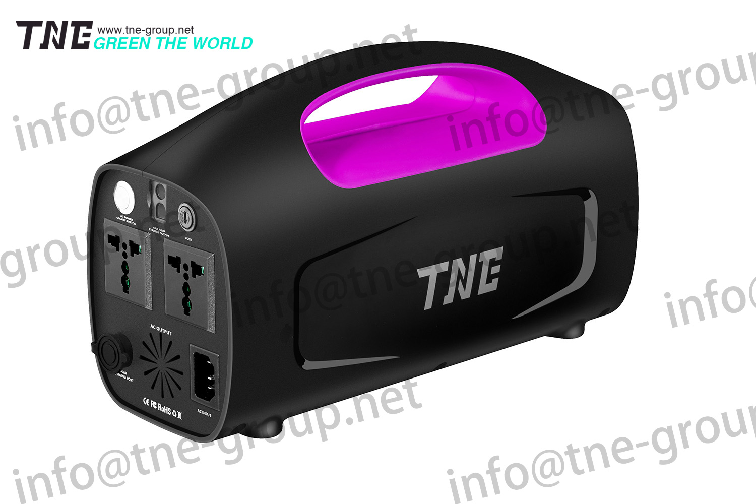 TNE Consumer electronics USB portable charger ups for mobil phone