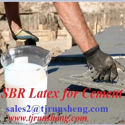 Cement SBR Latex