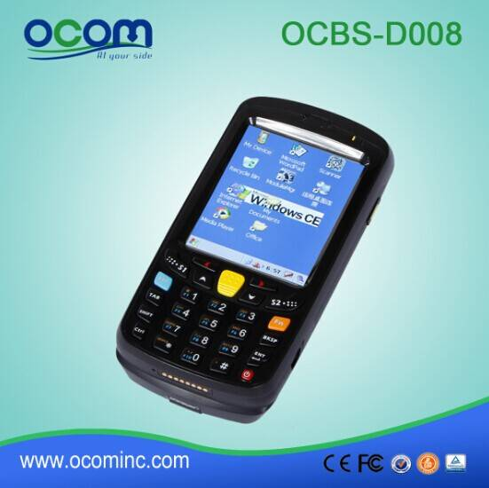 OCBS-D008: Wi-Fi and Bluetooth Handheld Rugged Data Collector Industrial PDA