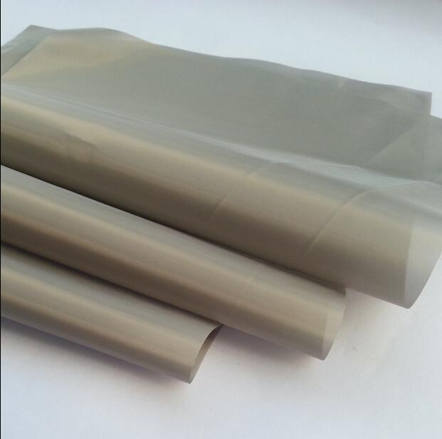 Transparent Electromagnetic shielding curtain fabric for blocking the signals