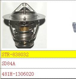 Thermostat and thermostat housing use for 481H-1306020 CHERY