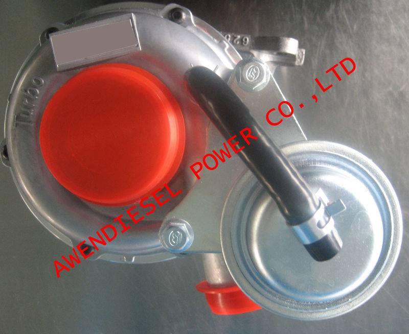 Turbocharger RHF5 8971038570 VC440012 for ISUZU engine 4HE1-T