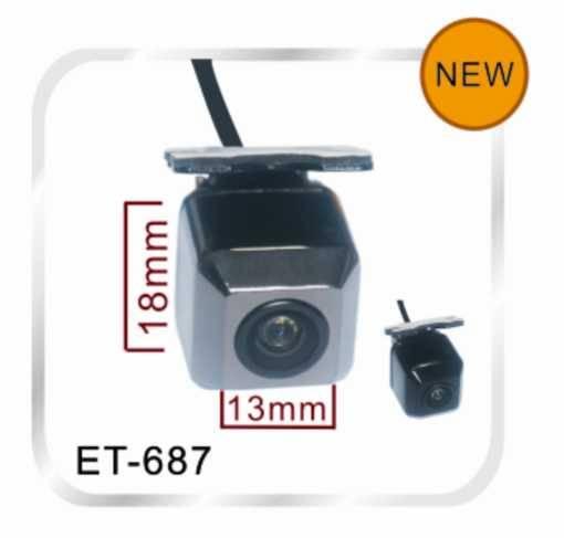 ET-687,Universal Car camera,New