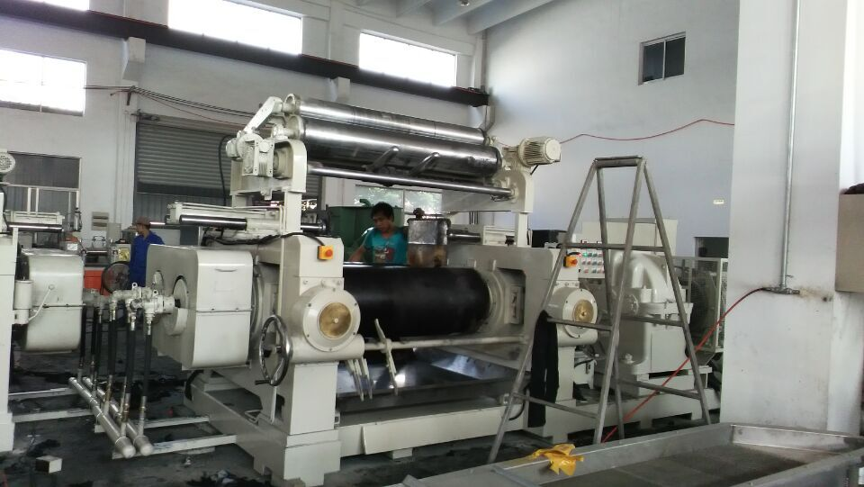 KL6inch -22inch open mixing mill
