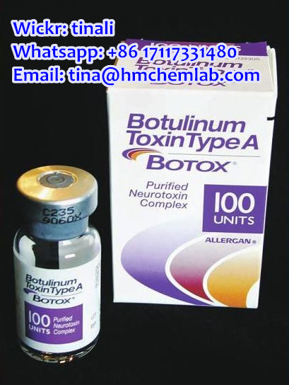 whatsapp:+8617117331480 Factory supply botulinum toxin botox for anti wrinkle with lipolytic