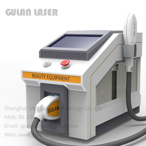 In-motion SHR Pain free IPL Hair Removal,Skin Care Machine (Model: MT200)