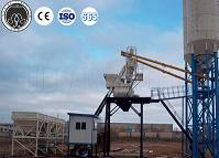 HZS35 QUICK INSTALLATION CONCRETE MIXING PLANT