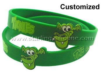STARLING Silicone- Custom Silicone Wristbands, Silicone Bracelets