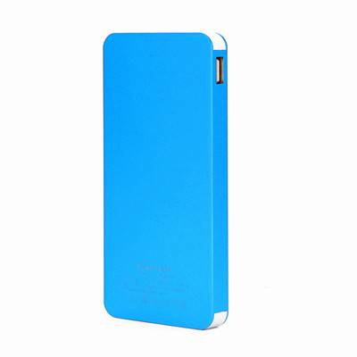Portable Charger 10000mAh Ultra-Slim Power Bank Aluminum External Cell Phone Battery Charger,