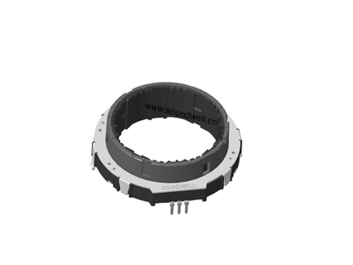 EC50 hollow shaft incremental encoder