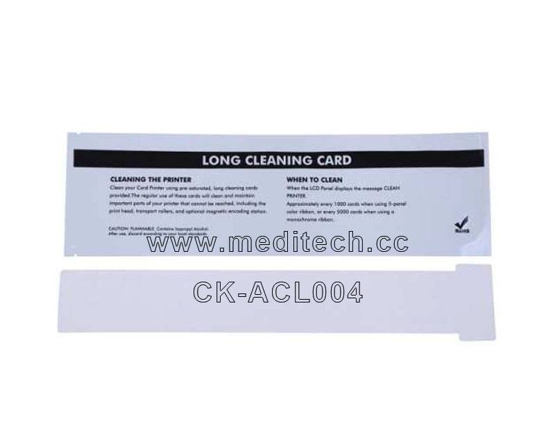 Evolis ACL004 Compatible Cleaning Kit