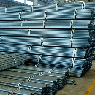 Welded Black Round Steel Pipe (ASTM A53/A53M-07; ASTM A500/A500M-07)