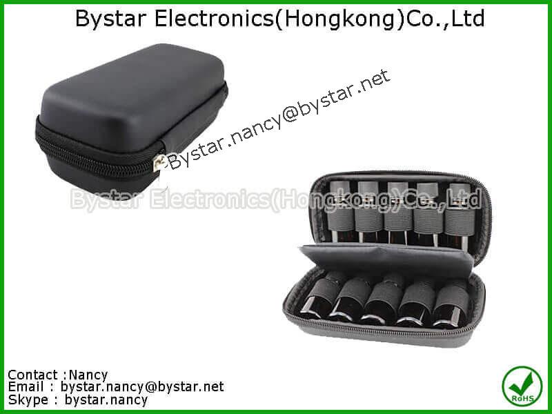 Essential Oil hard case EVA carrying case anti-shock case foam EVA case waterproof case
