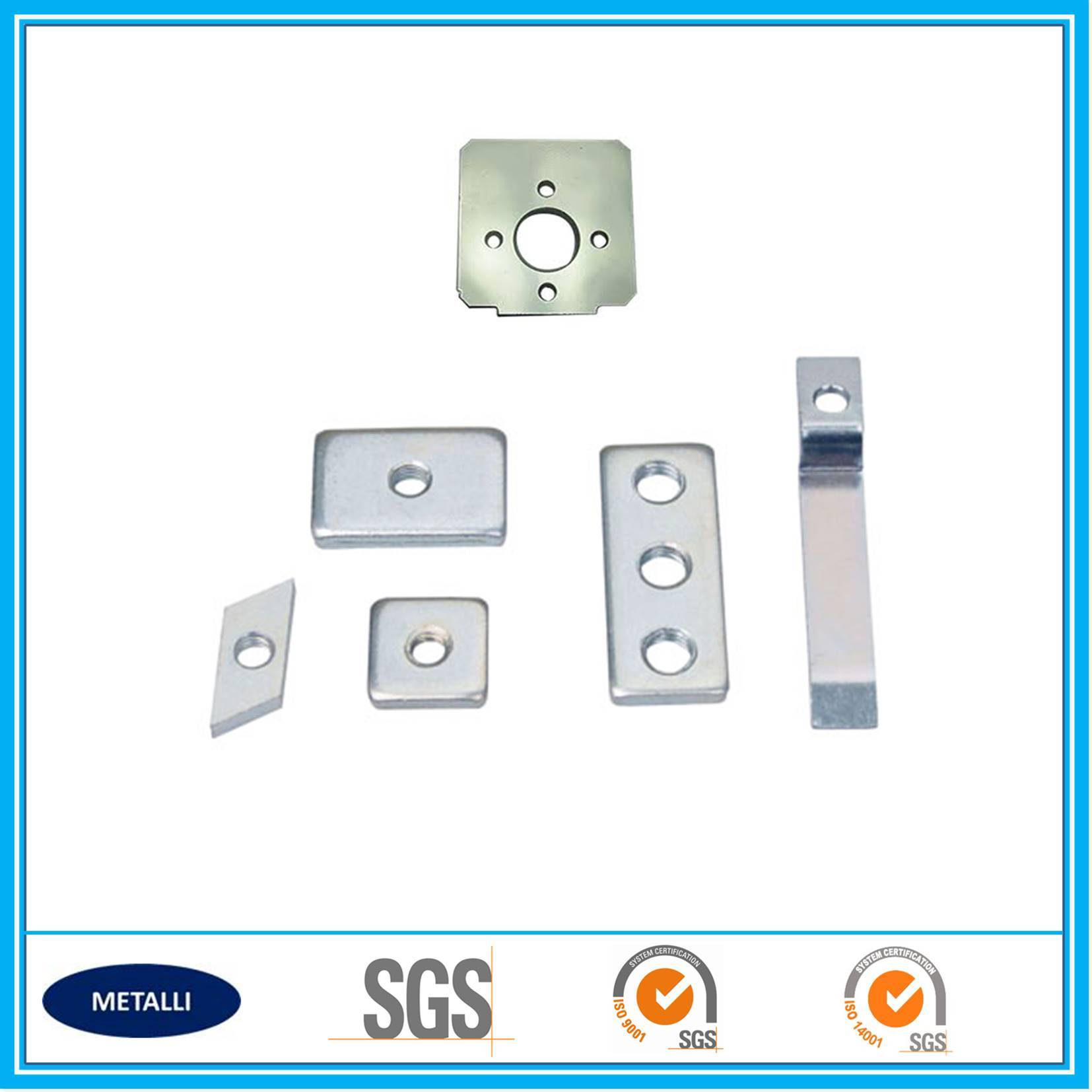 China supply sheet metal stamping part
